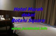 11 Hotel Murah di Bogor dekat Botani Square