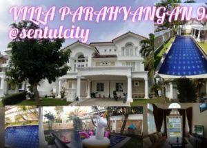 Villa PARAHYANGAN 98 & Private Pool