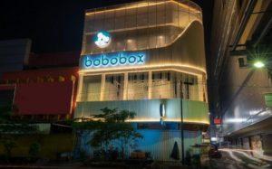 Bobobox Pods Alun Alun