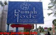 12 Hotel Murah Dekat Factory Outlet Rumah Mode Bandung