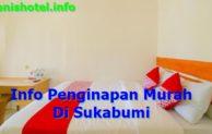 11 Penginapan Murah di Sukabumi, Jawa Barat harga 100ribuan