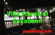 11 Villa Murah di Sukabumi yang Bagus Harga mulai dari Rp.180.000