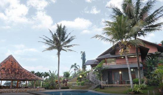 Dago Heuvel Resort and Villa