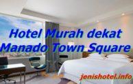 11 Hotel Murah dekat Manado Town Square (Mantos) paling bagus