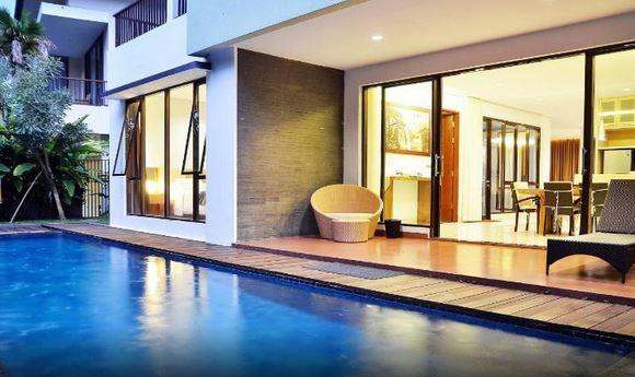 Permai 7b Villa 4 bedroom with a private pool