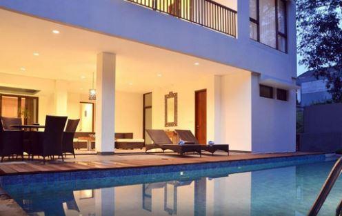 Pinus Villa Dago With Private Pool