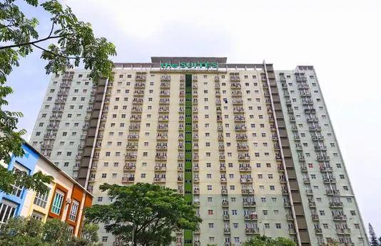 Apartement The Suites Metro