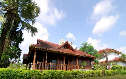 Villa ChavaMinerva Kayu