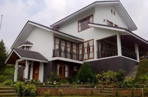 Villa Lembah Hijau Ciater