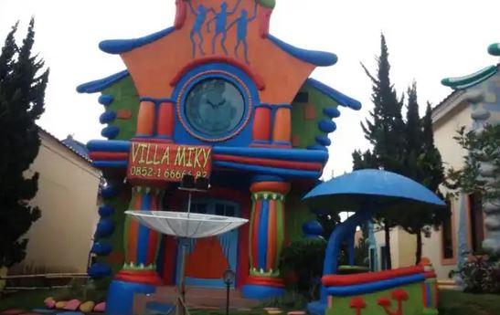 Villa MIKY kota bunga