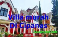 10 Villa Murah di Cipanas Cianjur Ada Kolam Renang mulai Rp250.000