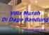 11 Villa Murah di Dago Bandung yang Bagus untuk Keluarga
