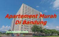 10 Apartemen Murah di Bandung harga 100ribuan ada Kolam Renang