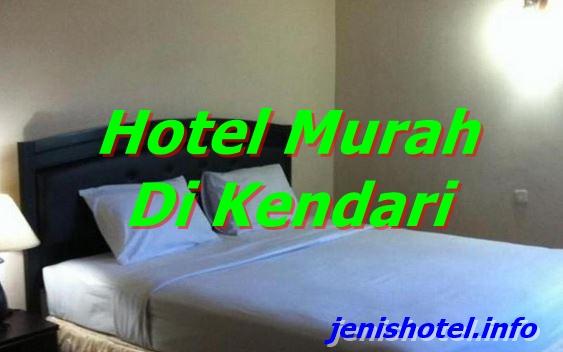11 Hotel Murah di Kendari mulai harga 100ribuan yang Bagus