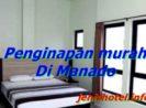12 Penginapan murah di Manado Paling Bagus Mulai harga 100ribuan