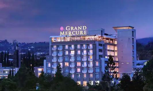 Hotel Grand Mercure Bandung Setiabudi