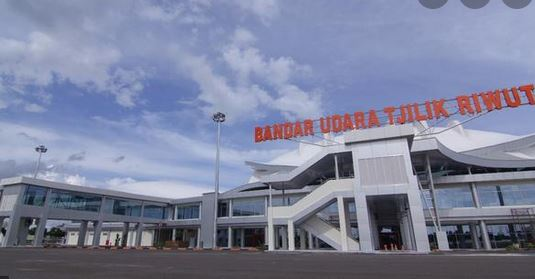 12 Hotel dekat Bandara Tjilik Riwut Palangkaraya