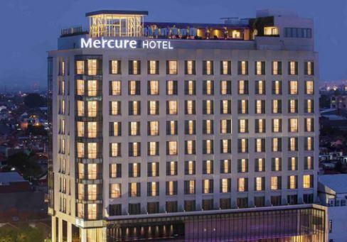 Mercure Bandung City Centre Hotel Mewah, Fasilitas Lengkap
