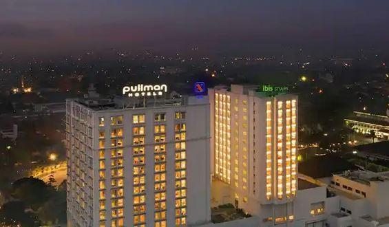 Pullman Bandung Grand Central Hotel Bintang 5 Accor